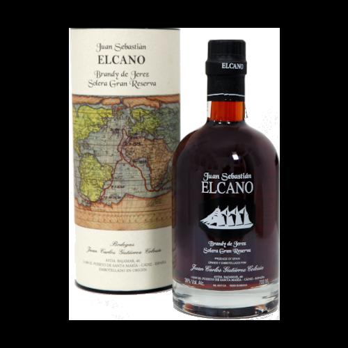 Brandy Elcano Solera Gran Reserva