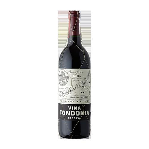 Viña Tondonia Tinto Reserva 2007 0,375l